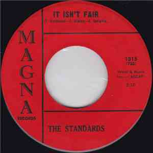 The Standards  - It Isn't Fair / Everybody Knows